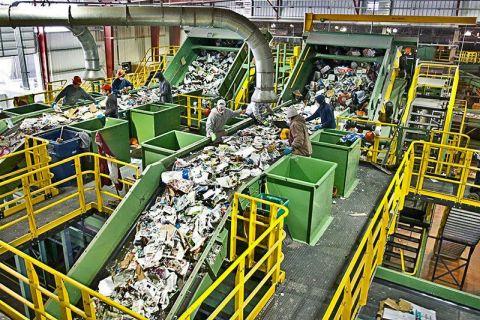Περιβαλλοντικές εγκαταστάσεις εργασιών διάθεσης - αξιοποίησης αποβλήτων